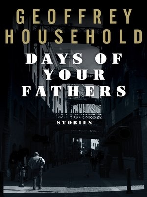 cover image of Days of Your Fathers