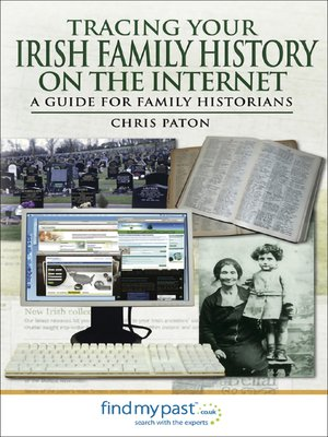 cover image of Tracing Your Irish History on the Internet