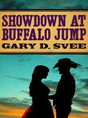 cover image of Showdown at Buffalo Jump