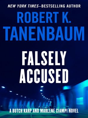 cover image of Falsely Accused
