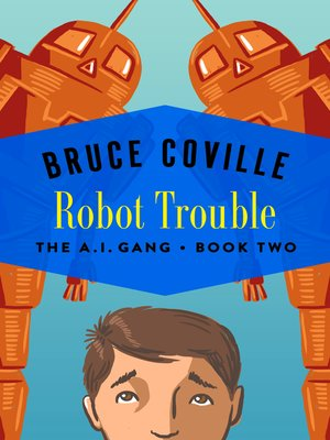 cover image of Robot Trouble