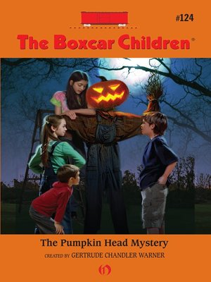cover image of Pumpkin Head Mystery