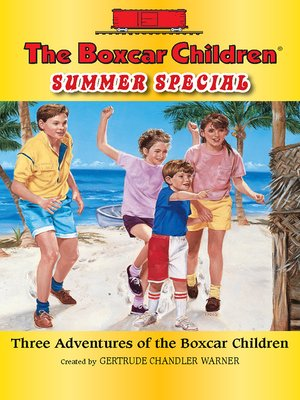cover image of The Boxcar Children Summer Special