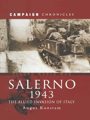 cover image of Salerno 1943