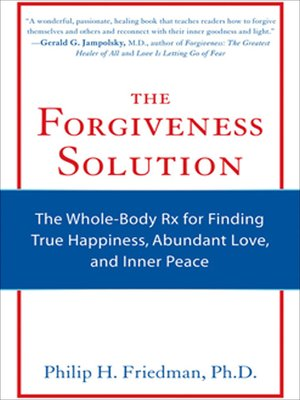 cover image of The Forgiveness Solution
