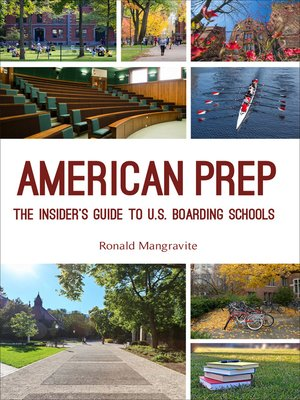 cover image of American Prep