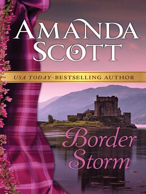 cover image of Border Storm
