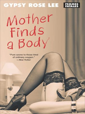 cover image of Mother Finds a Body