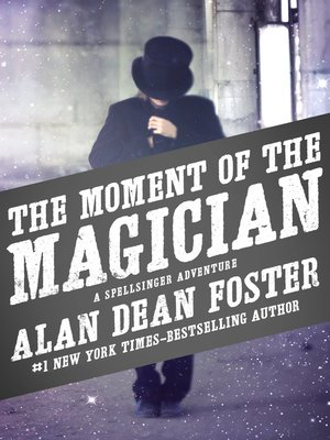 cover image of The Moment of the Magician