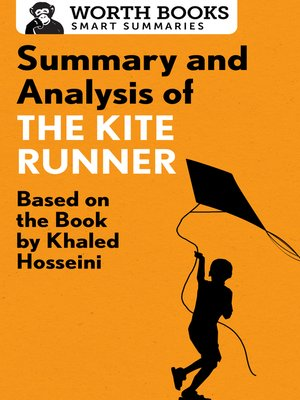 cover image of Summary and Analysis of the Kite Runner