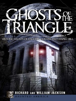 cover image of Ghosts of the Triangle