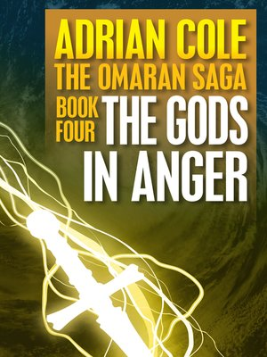 cover image of The Gods in Anger