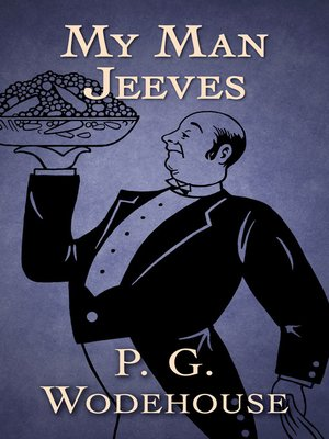 cover image of My Man Jeeves