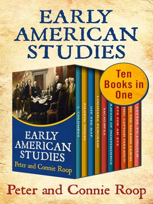 cover image of Early American Studies