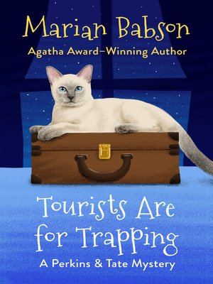 cover image of Tourists Are for Trapping