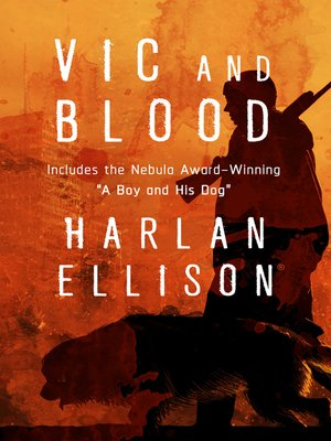 cover image of Vic and Blood