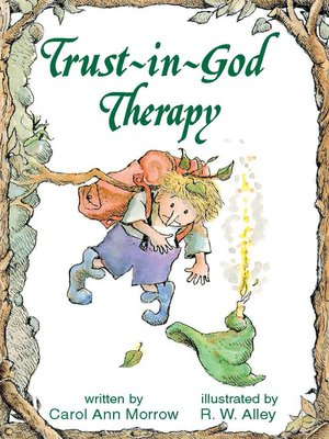 cover image of Trust-in-God Therapy
