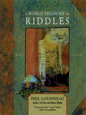 cover image of A World Treasury of Riddles