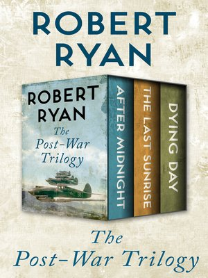 cover image of The Post-War Trilogy