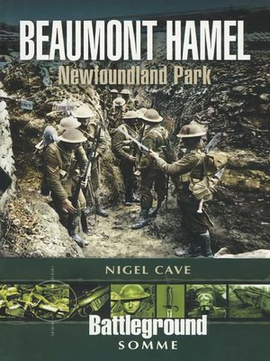 cover image of Beaumont Hamel