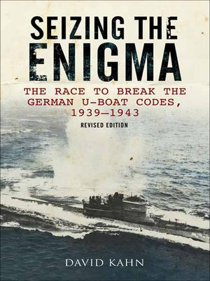 cover image of Seizing the Enigma