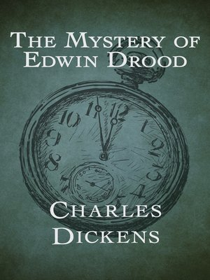 cover image of The Mystery of Edwin Drood