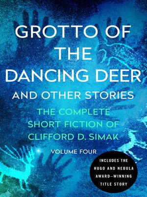 cover image of Grotto of the Dancing Deer and Other Stories