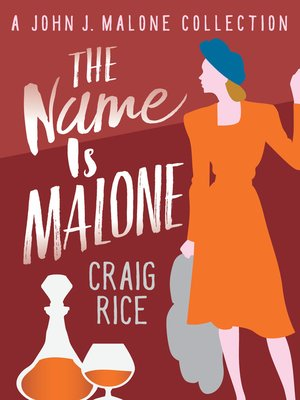 cover image of The Name Is Malone