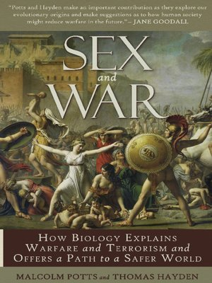 cover image of Sex and War