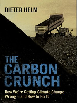 cover image of The Carbon Crunch