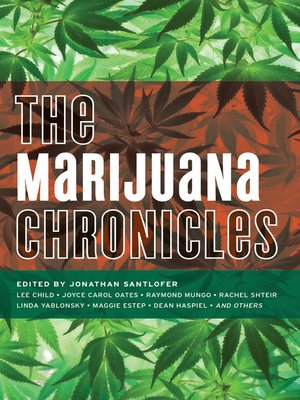 cover image of The Marijuana Chronicles