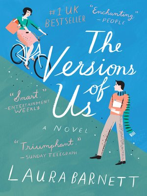 cover image of The Versions of Us