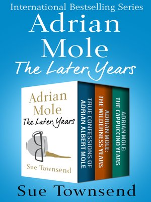 cover image of Adrian Mole, the Later Years