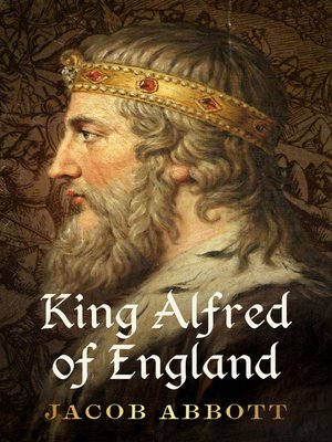 cover image of King Alfred of England