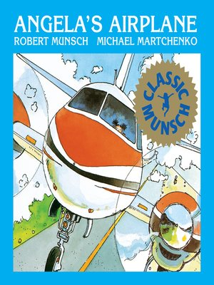 cover image of Angela's Airplane