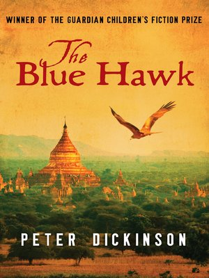cover image of The Blue Hawk