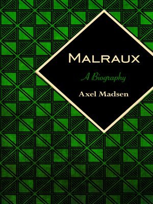 cover image of Malraux