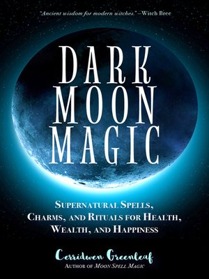 cover image of Dark Moon Magic