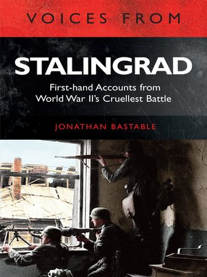 cover image of Voices from Stalingrad