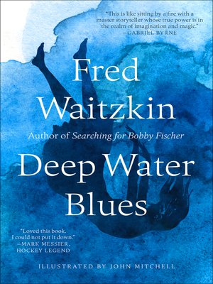 cover image of Deep Water Blues