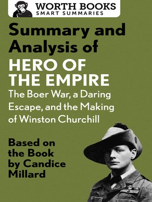 cover image of Summary and Analysis of Hero of the Empire