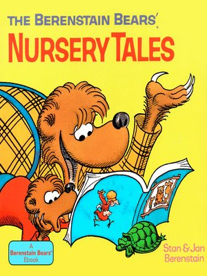 cover image of The Berenstain Bears' Nursery Tales