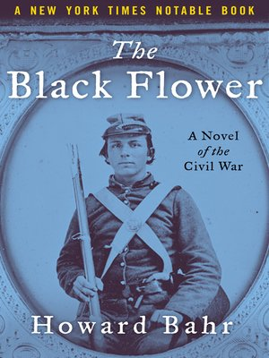 cover image of The Black Flower