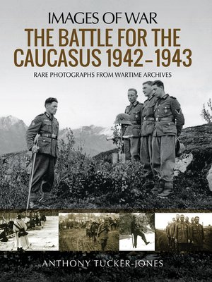 cover image of The Battle for the Caucasus, 1942–1943