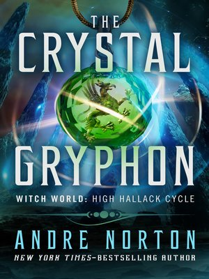 cover image of Crystal Gryphon