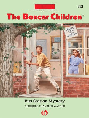 cover image of Bus Station Mystery