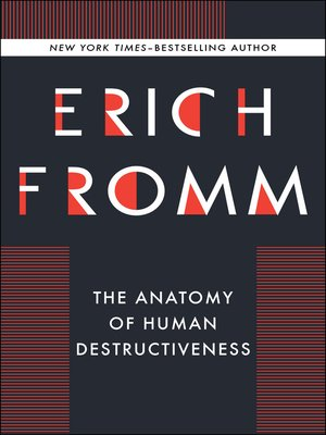 anatomy of human destructiveness pdf