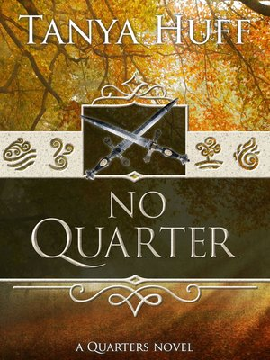 cover image of No Quarter