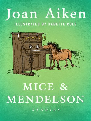 cover image of Mice & Mendelson