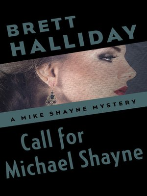 cover image of Call for Michael Shayne